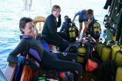 Ahh diving at last :o)