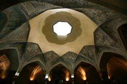 Inside the Hammam