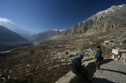 Immense views from the Castle of Baltit