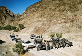 The Karachi Offroaders Club, Pakistan