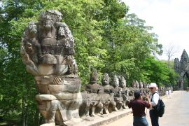 The Father, Angkor Thom, Cambodia