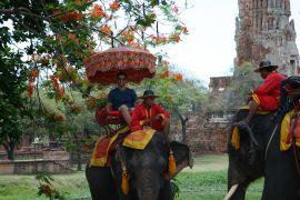 Charbel, Ayutthaya, Thailand