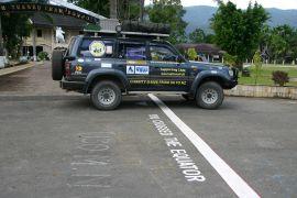 Equator, Sumatra