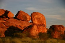 Exploring the Devil's Marbles