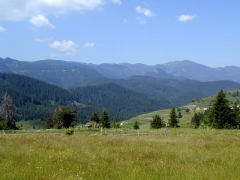 The Rodopi Mountains